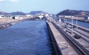 Panama Canal 1967